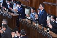 第99代首相に菅義偉氏を選出 衆院本会議
