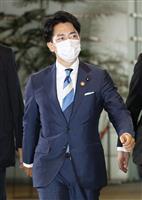 首相指名選挙で1票投じられた小泉氏「特にありません」