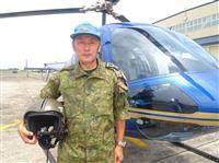 【国民の自衛官 横顔】(3)「空気読む」ヘリ操縦士養成 陸自航空学校宇都宮校 三上博之…