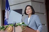 台湾の蔡英文総統が菅首相に祝意 岸防衛相にメディアは「親台派入閣」