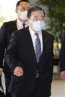 【閣僚の横顔】梶山経済産業相 安定した答弁と実務能力に定評
