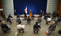菅首相「安倍政権を継承し前に進めることが使命」