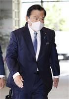 【閣僚の横顔】赤羽国土交通相 災害対策がライフワーク