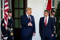 UAEへF35売却、トランプ大統領が前向き イスラエルは反対