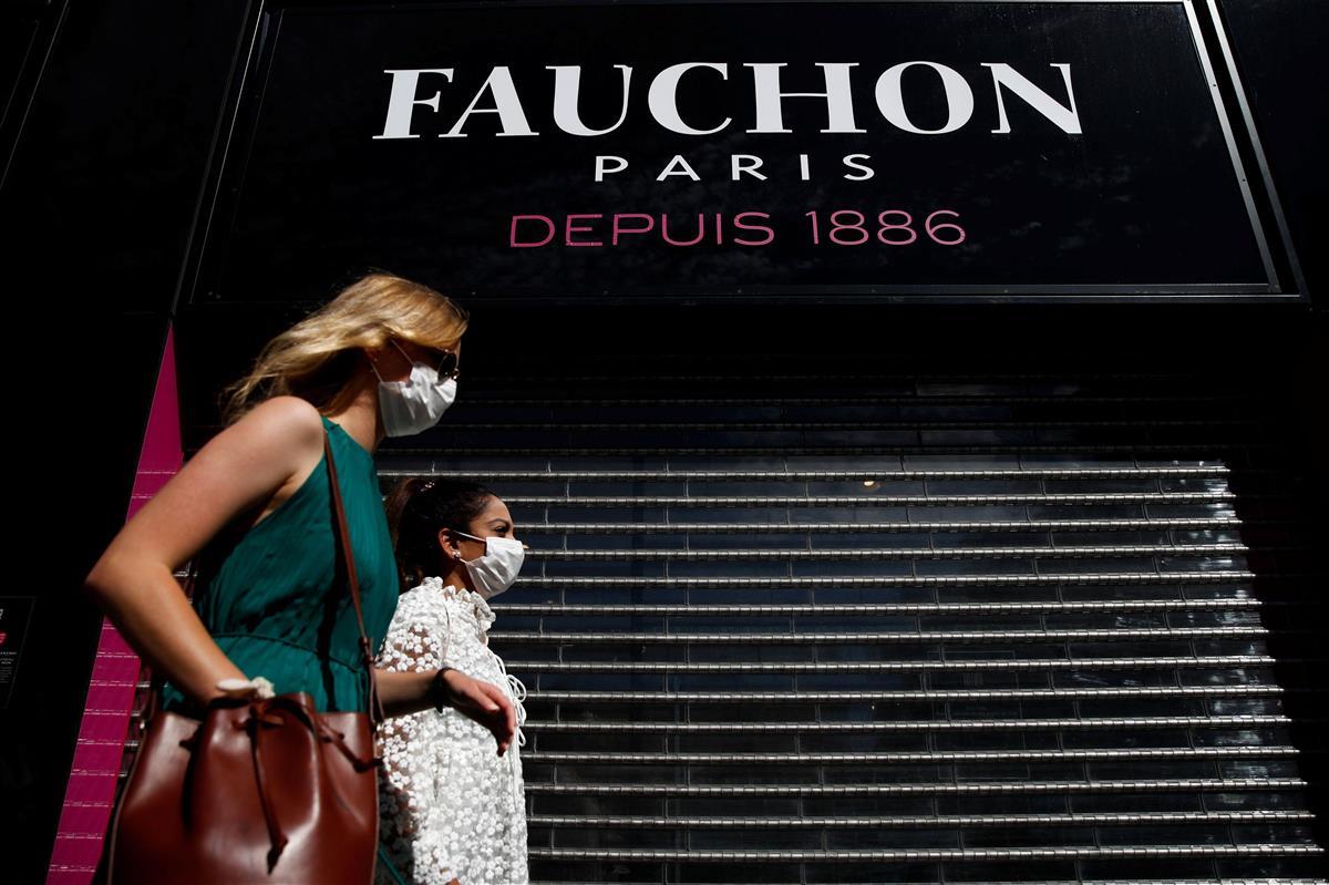 仏フォション、パリの老舗店舗を閉鎖 営業縮小し経営再建