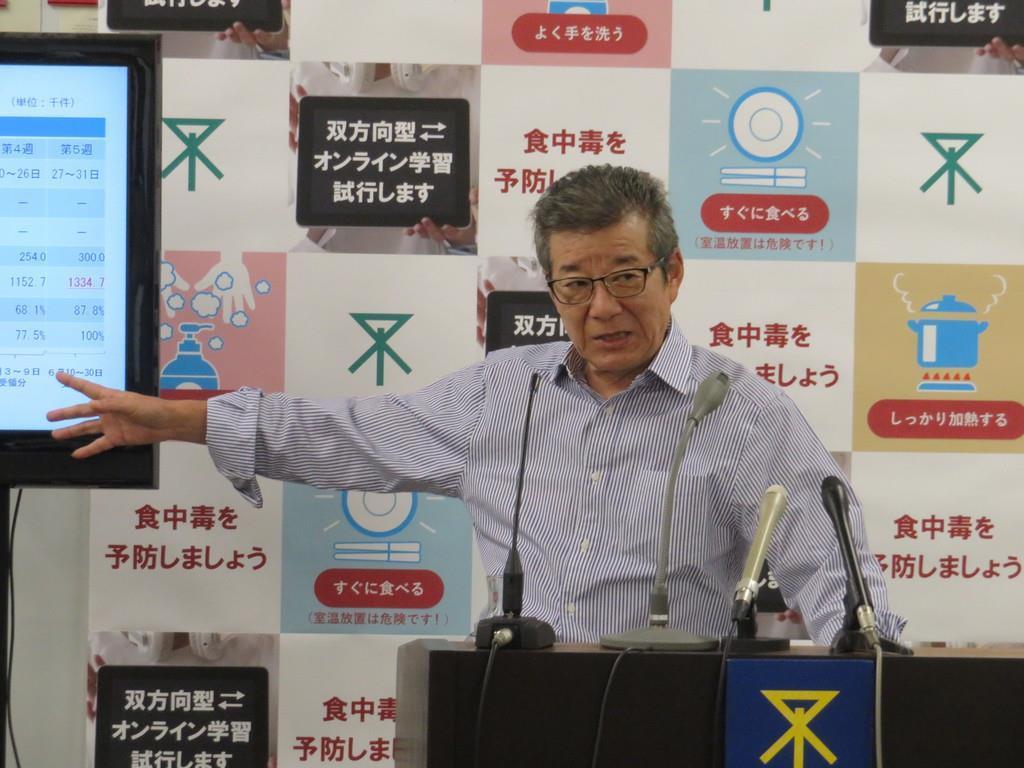 松井大阪市長「年内にも解散を」