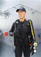 【国民の自衛官 横顔】(5)人のためになりたい 海自多用途支援艦「えんしゅう」先任伍長…