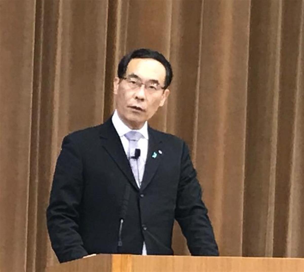 埼玉知事、給与3割削減 新型コロナ「取り組む姿勢示す」