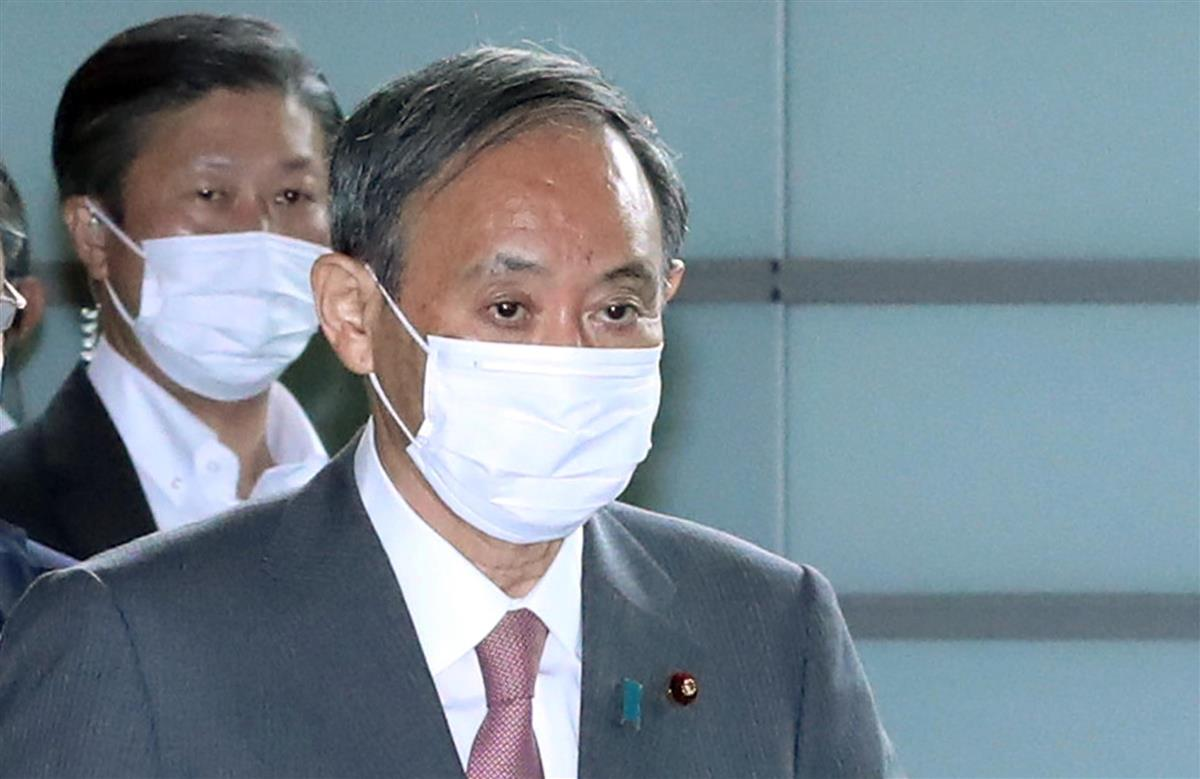 菅首相、経済回復前のめり 「Go To」成功、「政治生命をか…