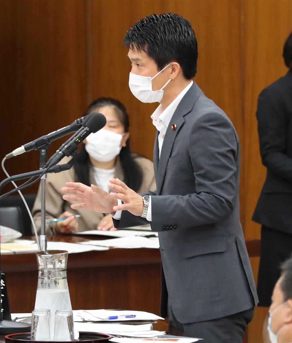 立憲民主党の小川淳也衆院議員
