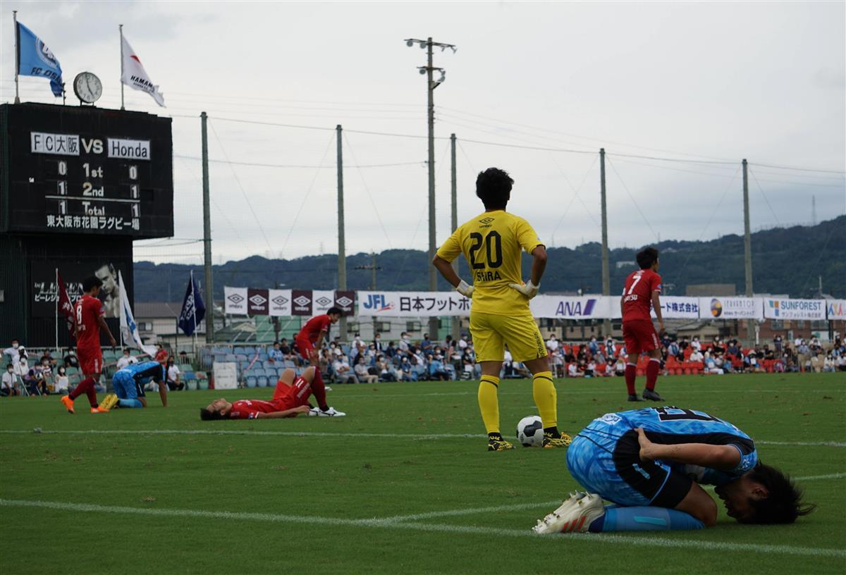 大阪で3番目のJリーグ入り狙うFC大阪、来季J3昇格なるか