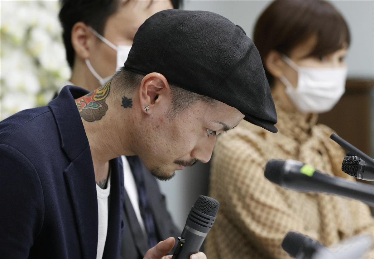 「感謝でいっぱい」大阪の彫師が会見、無罪確定へ