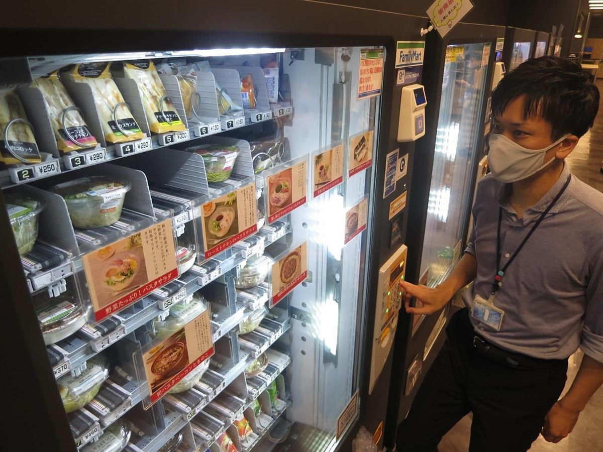 【経済インサイド】コロナ禍、「売れなかった」自販機に転機 新…