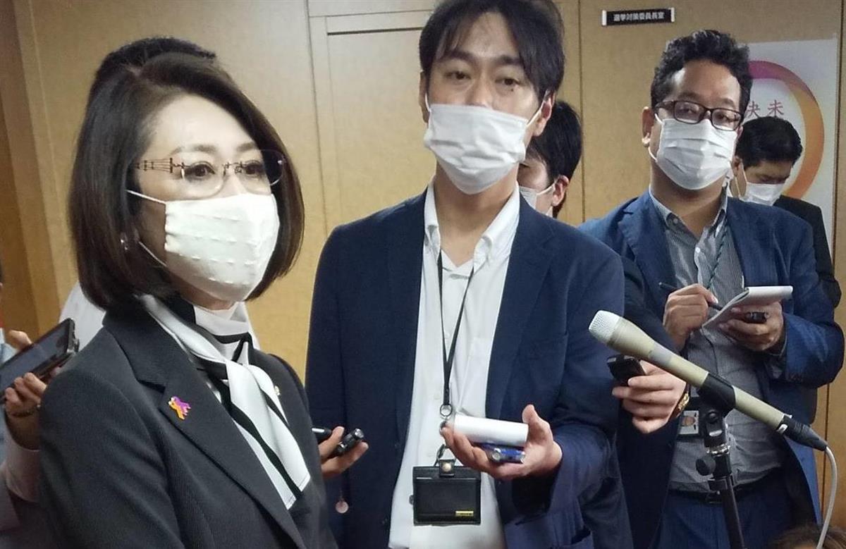 厚労副大臣に三原じゅん子氏 不妊治療への保険適用に意欲