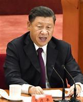 中国軍が台湾海峡で実戦演習 18日から、米次官の訪台に反発