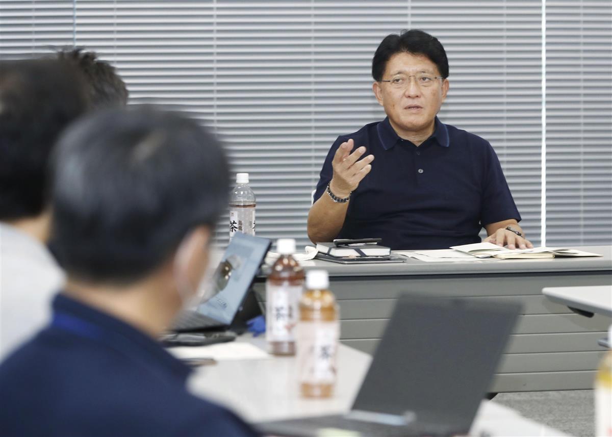 デジタル庁月内にも準備室 平井担当相、作業本格化へ 「目安箱…