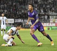 鈴木武が移籍後初ゴール サッカーのベルギー1部