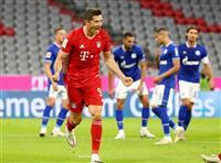 Bミュンヘンが8点大勝 サッカーのドイツ1部開幕