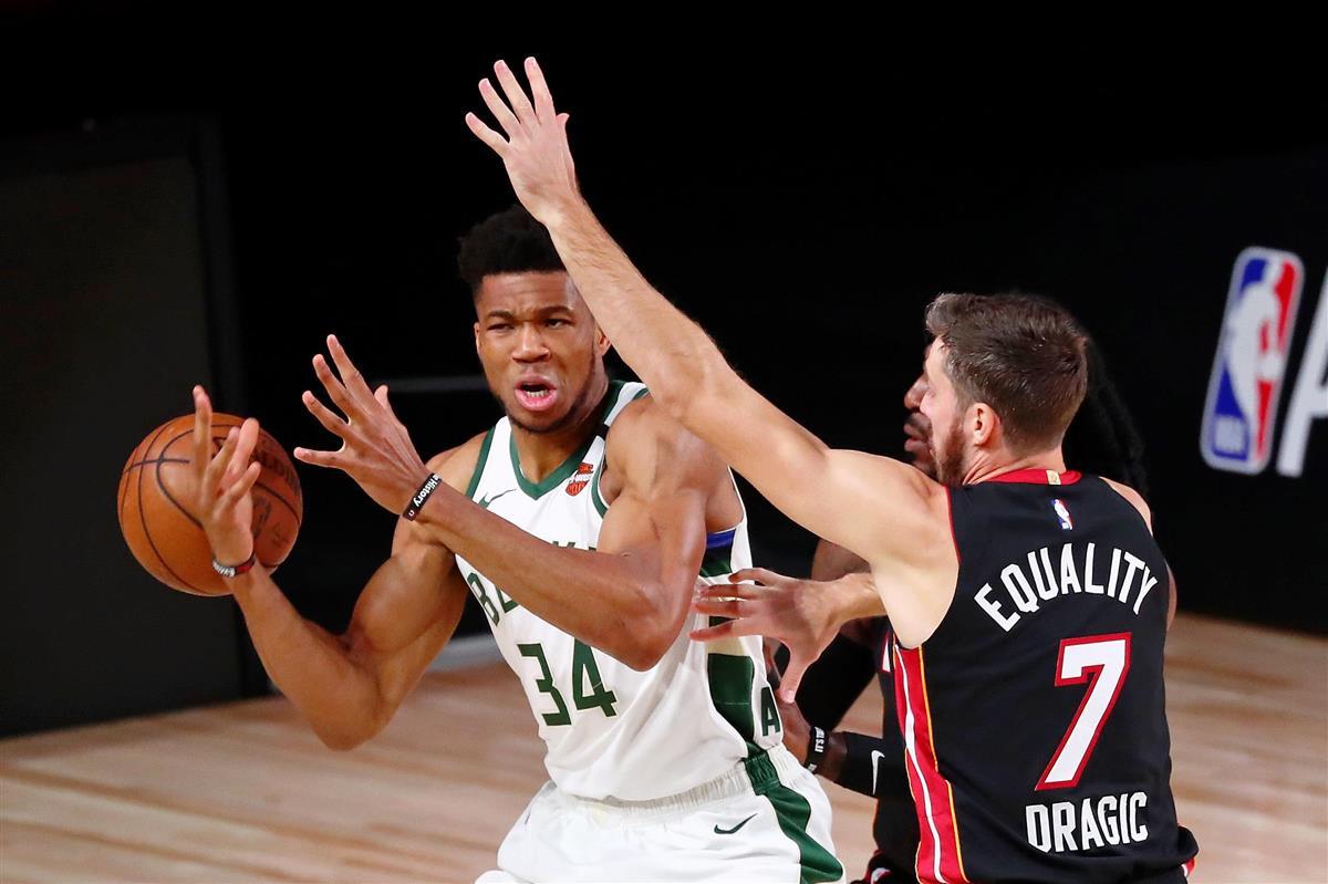 G・アデトクンボがMVP 2季連続は12人目 NBA