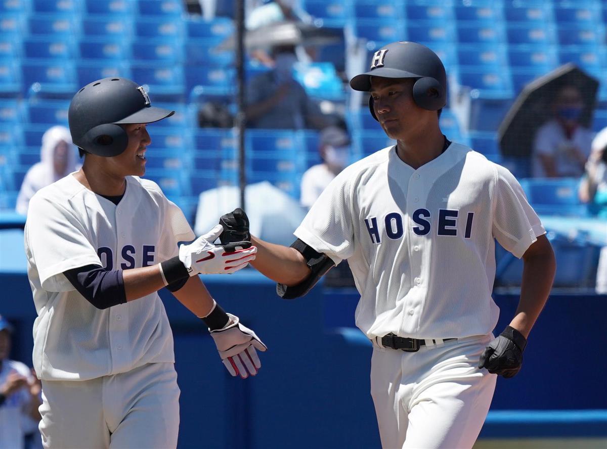 早大、法大が勝つ 東京六大学野球が開幕