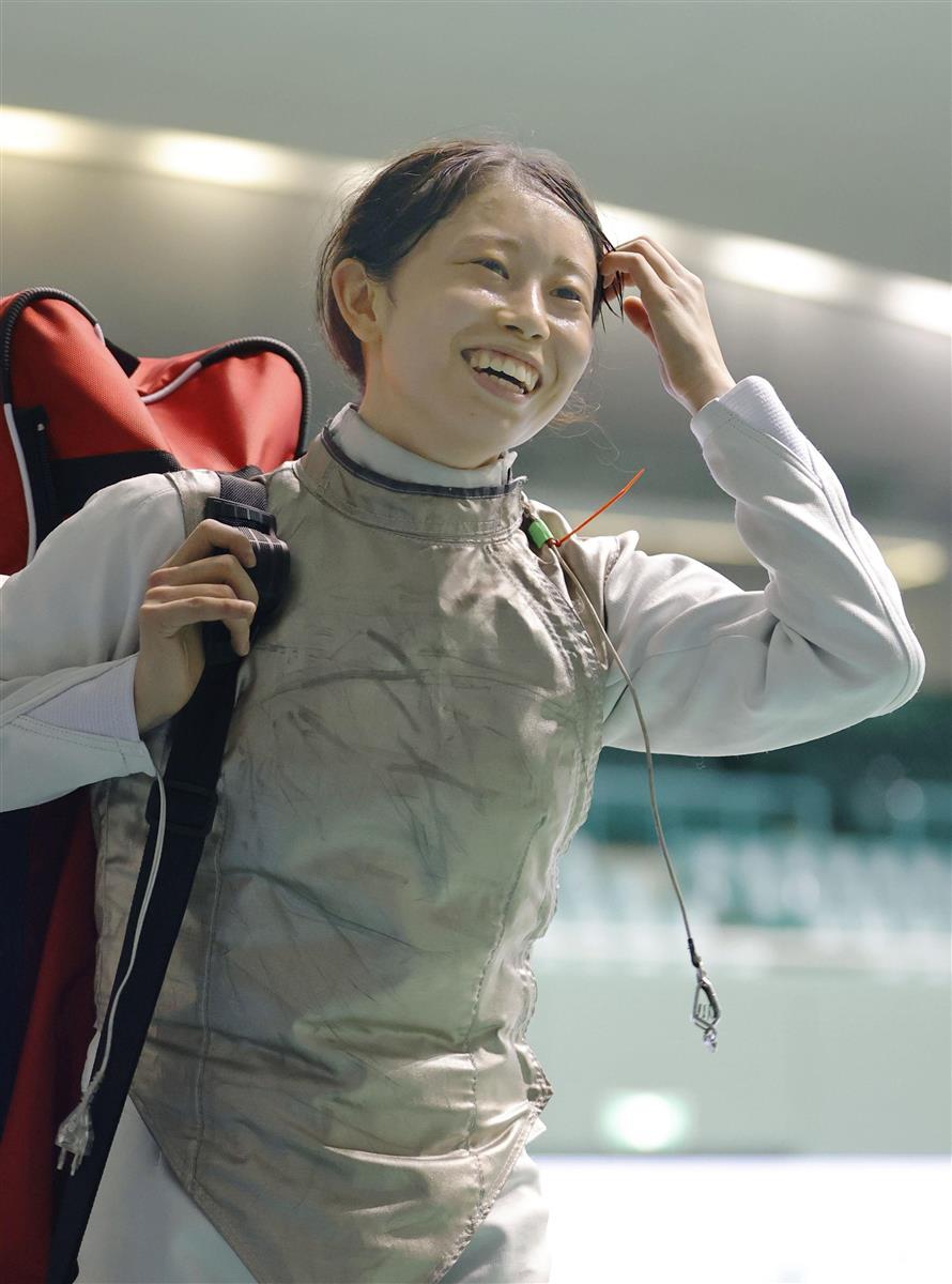 女子フルーレ辻すみれらが決勝へ 全日本フェンシング第3日