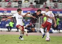 C大阪、鹿島に敗れて7連勝ならず サッカーJ1