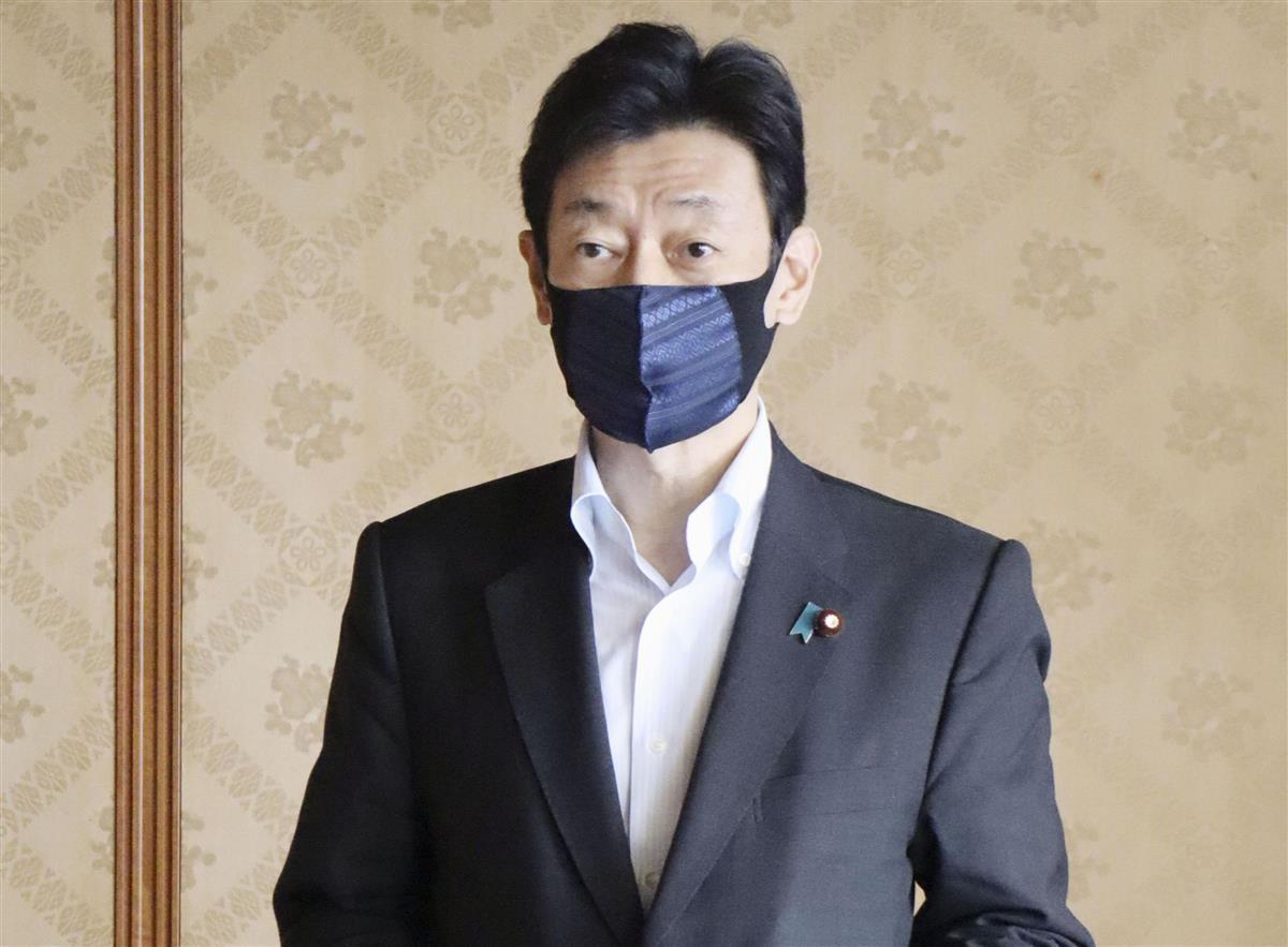 国際金融拠点、福岡に強み 西村氏「環境整備進める」