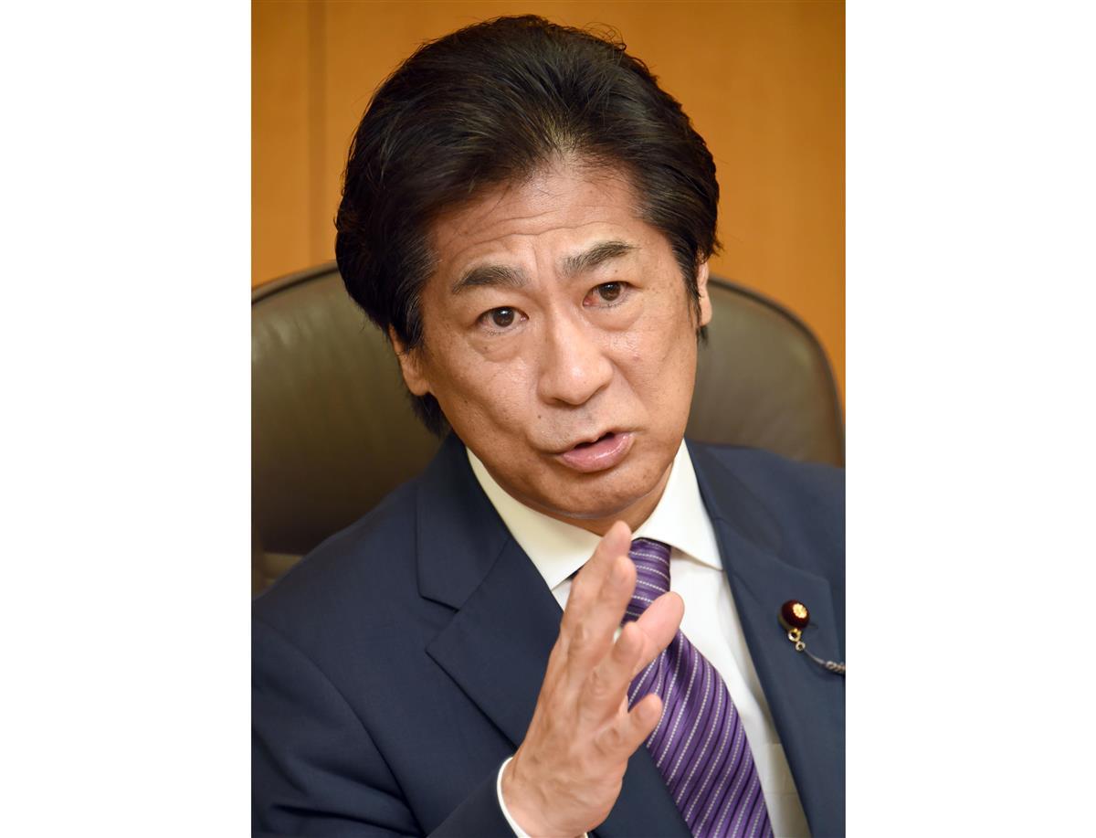 【新閣僚に聞く】田村憲久厚生労働相「1日20万件の検査態勢で…