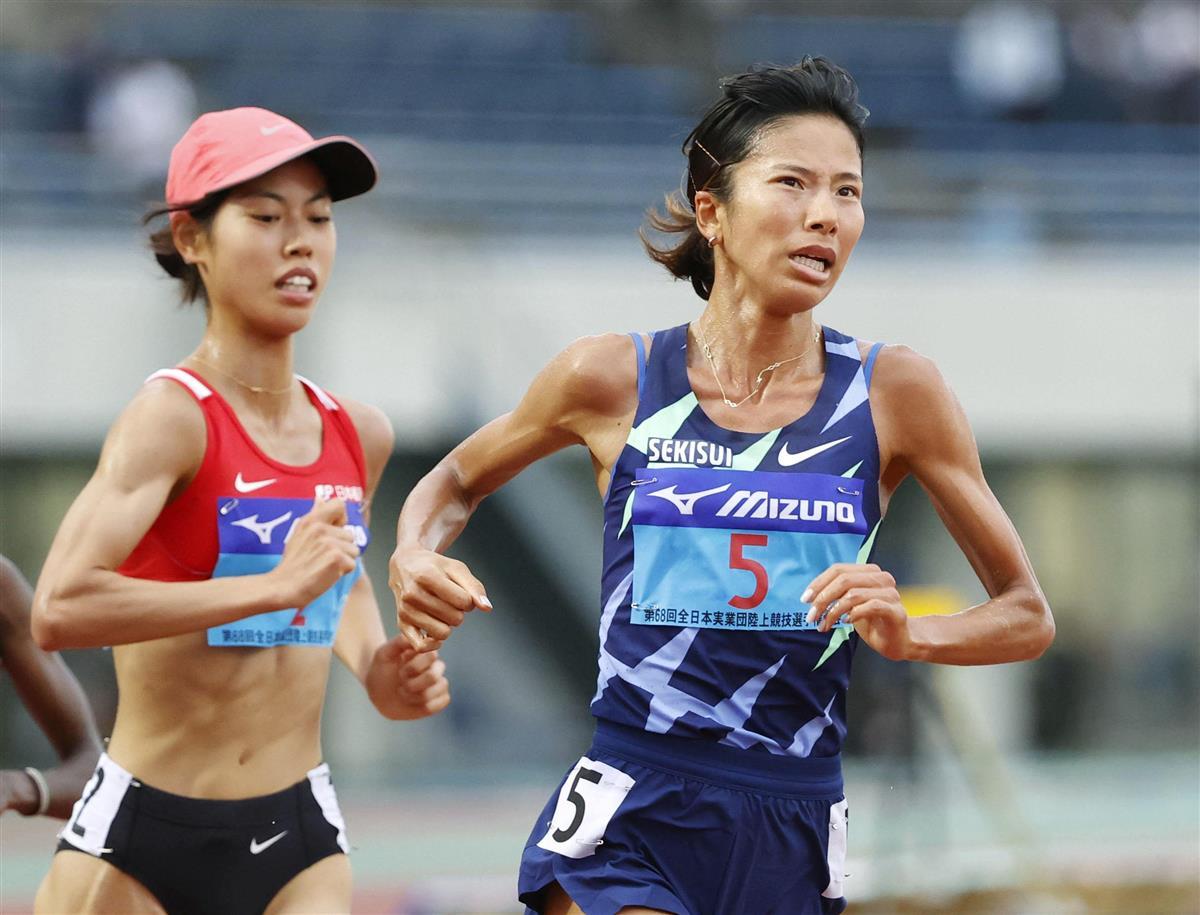 女子5千で新谷が歴代2位 全日本実業団陸上最終日