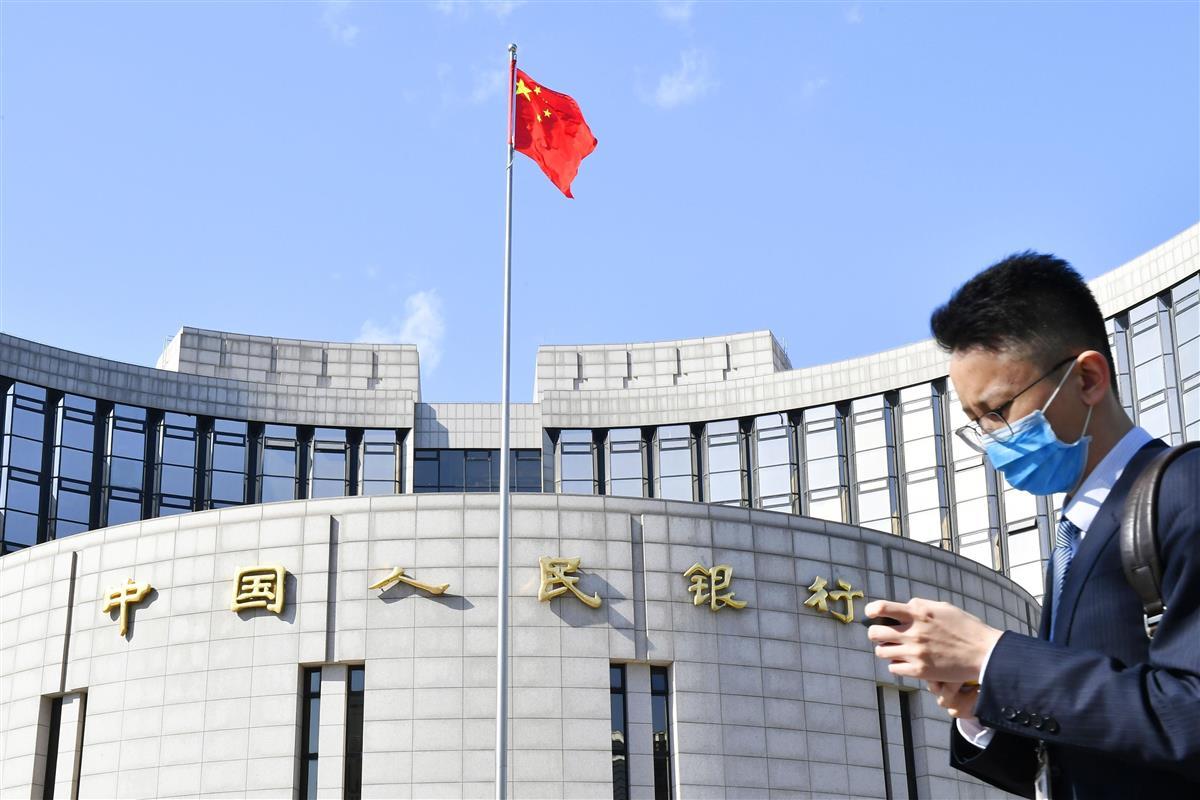 中国、金利据え置き 5カ月連続、緩和拡大慎重