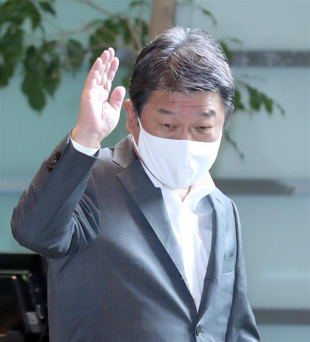 日本は常任理事国入りで「平和に貢献」 茂木外相、安保理改革訴…