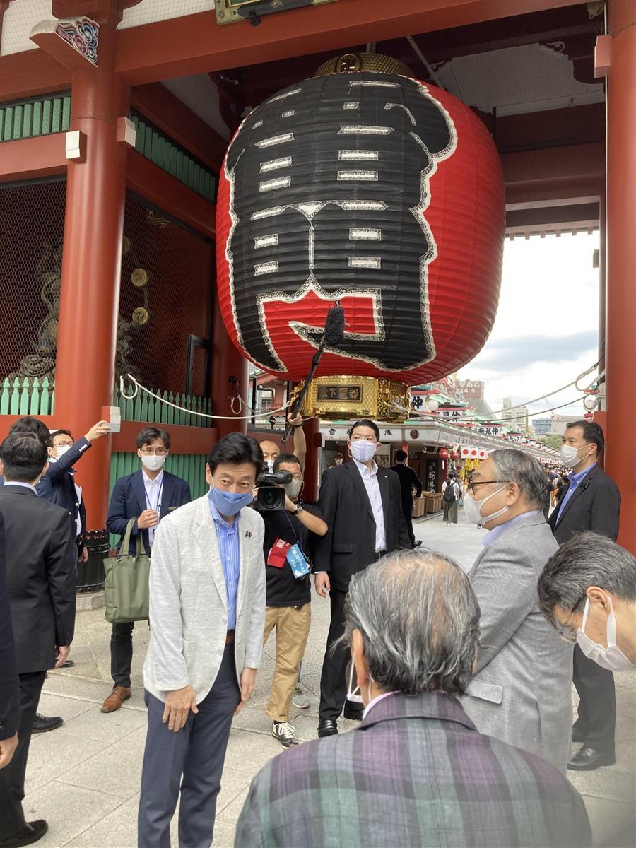 GoTo「イベント」「商店街」10月中旬開始 西村担当相が表…