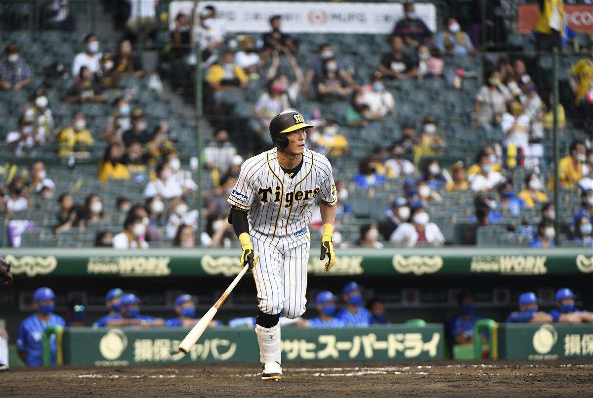 神6-3D 糸井が3打点、阪神逆転勝ち