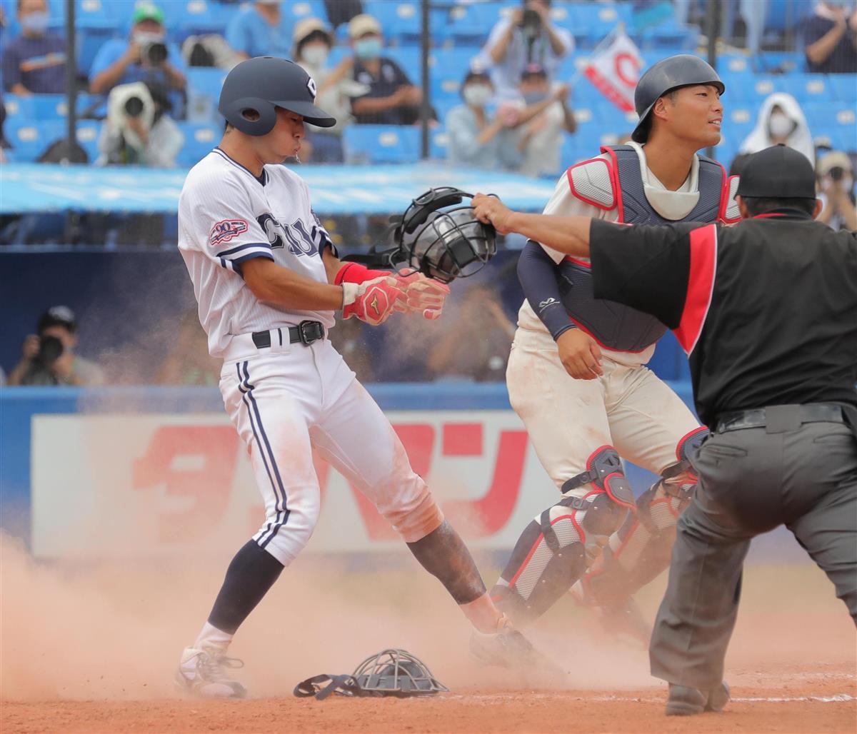 中大、立正大など勝つ 東都大学野球リーグ開幕