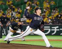ソ0-1オ オリ山本、千賀との投手戦制す SB3連敗