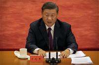習氏「一国主義は八方塞がり」 国連ビデオ演説で米政権批判