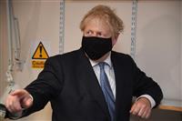英、「感染急増」段階に 1日5万人の可能性警告
