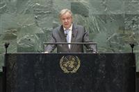 国連創設75年…米中対立で祝福ムードなく 中国の政治利用に懸念