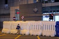 香港、地元「記者証」認めず 政府、メディア管理前面に