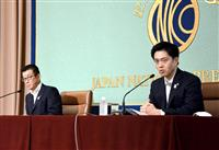 都構想住民投票 否決なら「政治家終了」と松井市長