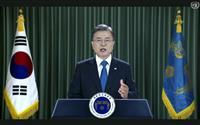 文大統領、北朝鮮や日本との防疫協力体を提案 国連演説で