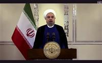 イラン大統領「交渉強要できない」、国連総会でトランプ氏に対抗姿勢