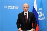 宇宙軍拡禁止条約を提案 ロシア、新安保体制構築に向け