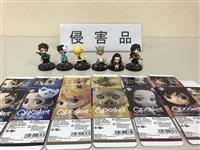 「鬼滅の刃」海賊版フィギュア 販売疑いで中国人逮捕