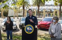 ガソリン車新車販売禁止へ 米加州、35年までに 日本メーカーにも影響