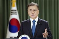 日韓首脳が初の電話会談