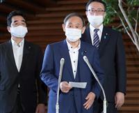 首相、徴用工問題「放置いけない」 日韓首脳電話会談 韓国側に改善のきっかけ求める
