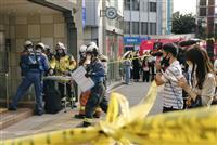 福岡市地下鉄車両から煙 運休や遅延、3万7000人に影響