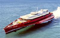 JR九州、新型高速船「漂流」懸念 10月に福岡到着も日韓航路運休中