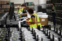 【米大統領選】「郵便投票」大幅増 勝者判明遅れる見通し